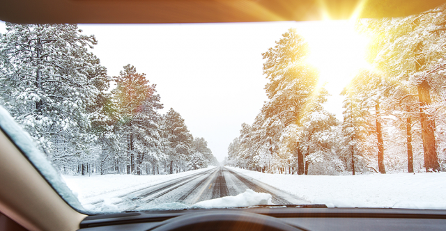 Stay Warm On Those Cold Winter Drives