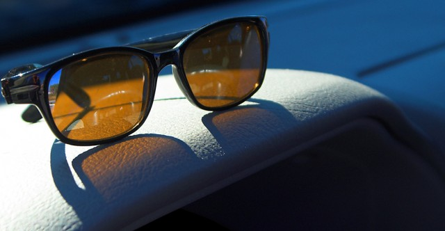 Select The Right Eye Protection For Those Bright Spring Drives