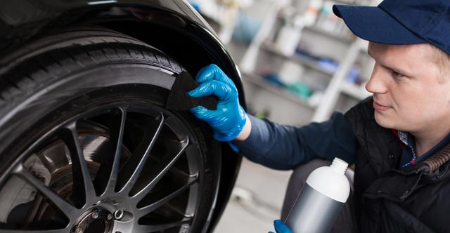 All Dressed Up: Get Your Tires Jet-Black