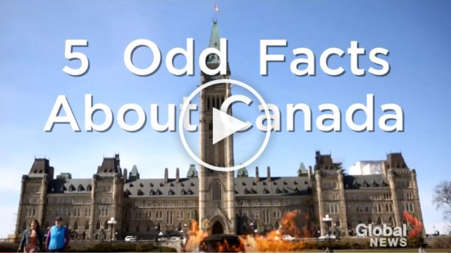 Bet You Don't Know These 5 Random Facts About Canada