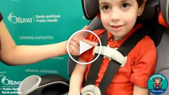 Three Simple Steps for Car Seat Safety